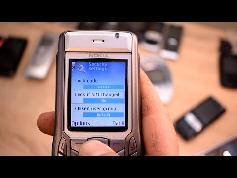 How to find out your forgotten Nokia lock code