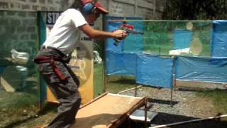 Mary Grace Tan Lady Open Shooter