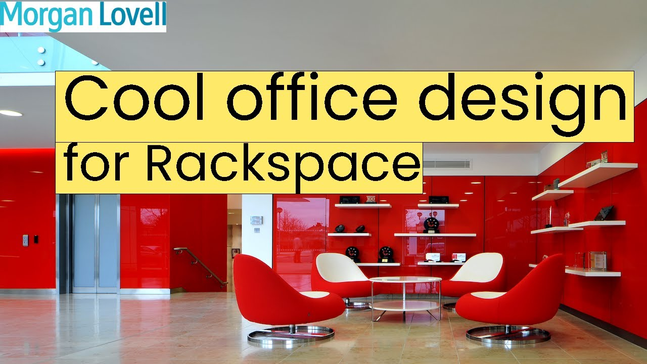 Cool office design of rackspace 39 s head office in emea for Cool office designs