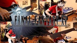 Repeat youtube video Final Fantasy XV goes Rock - Omnis Lacrima (Boss Battle Theme)