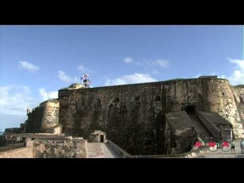 La Fortaleza and San Juan National Historic Site in  ... (UNESCO/NHK)
