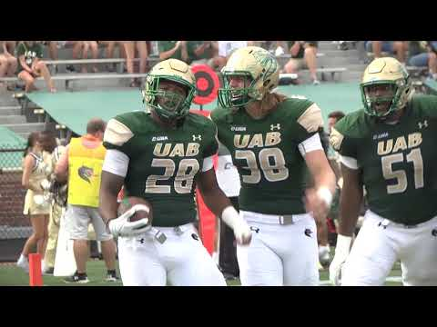 2017 UAB Football: 6-0 at Home