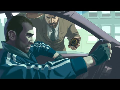 Niko Bellic - GTA IV - All Angry Quotes