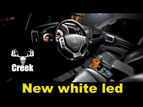 Honda Ridgeline update led upgrade