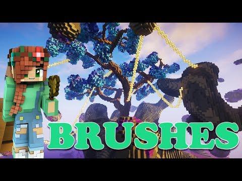 Useful Worldedit Brushes For Building! - Minecraft Fast Async Worldedit Tutorial