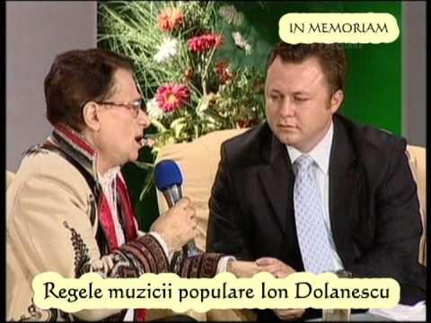 Ion Dolanescu - Pe curand Dragos