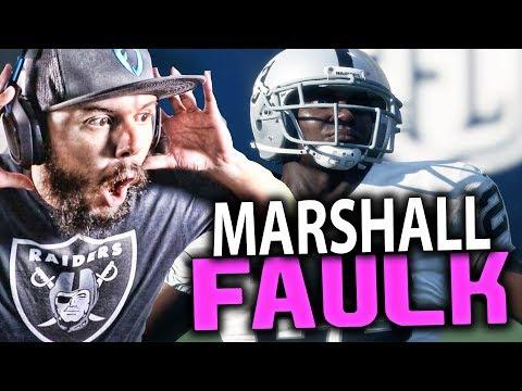 MADDEN 18 GAMEPLAY VS COOKIEBOY!! MARSHALL FAULK IS INSANE ( MADDEN 18 ULTIMATE TEAM )
