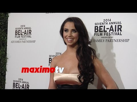 Syd Wilder | 2014 Bel Air Film Festival | Red Carpet