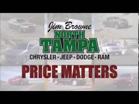 Price Matters at Jim Browne North Tampa Chrysler Jeep Dodge Ram