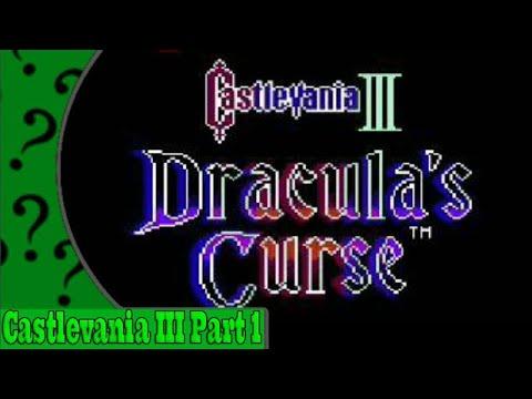 Castlevania III Part 1 - Let's Play |