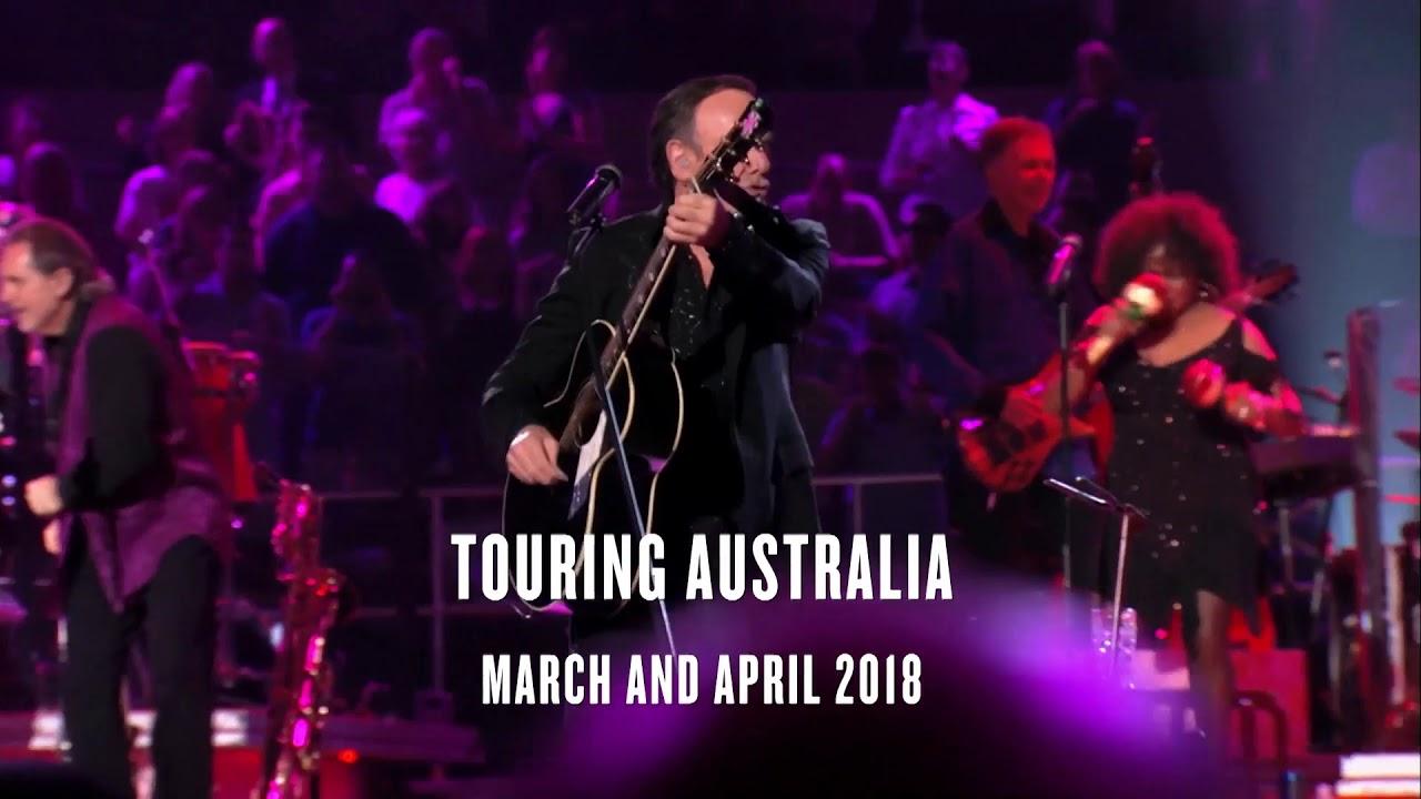 Neil Diamond 50 Year Anniversary Australian Tour 2018 ...