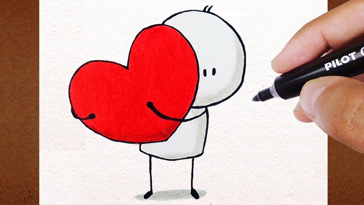 Básico Desenho Love Fácil Videos De Desenhos