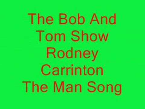 Rodney Carrington - The Man Song