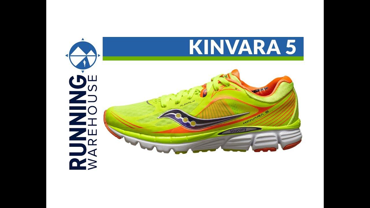 Saucony Kinvara 5 for women