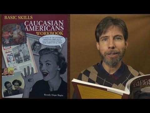 ASMReading Basic Skills Caucasian Americans Workbook