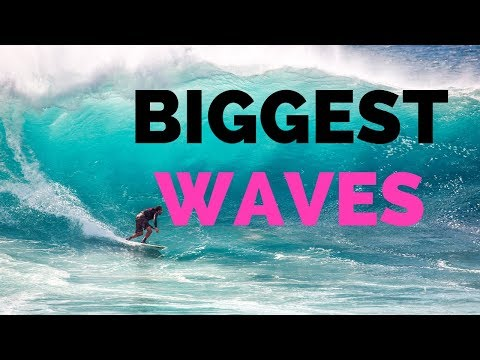 Surfing Largest Wave Ever | Biggest Waves Surfing Videos
