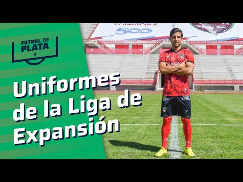 ¿Quiénes visten a los equipos de la Liga de Expansión? | Futbol de Plata