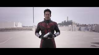 Ant man and wasp end credit scene