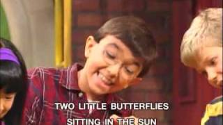 Barney - 3 Little Butterflies Song