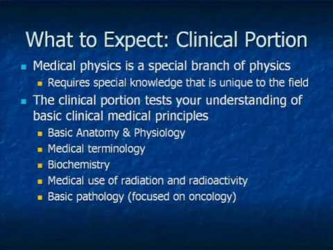 Preparing for ABR Part 1 Board Exams Medical Physics