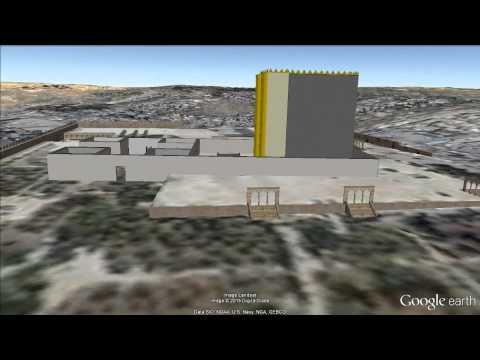 Google Earth-Jerusalem