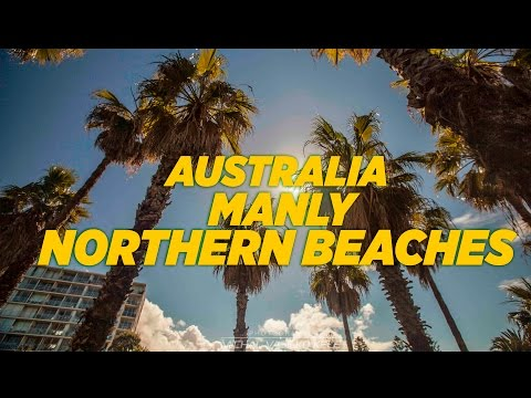 Australia Manly & Northern Beaches Travel video_ Jon Hopkins-Open Eye