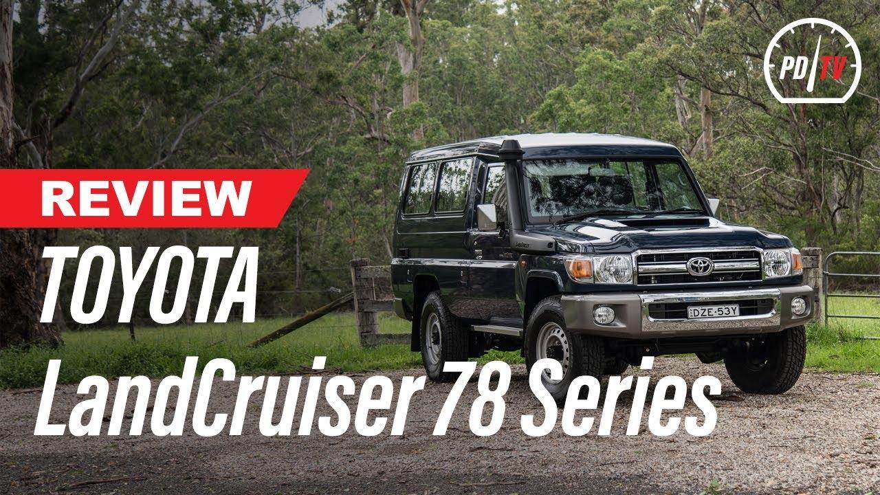 Toyota landcruiser til salg
