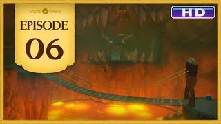 The Legend of Zelda: The Wind Waker HD - Episode 06 | Dragon Roost Cavern - Entrance
