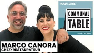Marco Canora Talks About Taking Risks and Sticking Around for the Long Haul | Communal Table