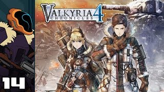 Let's Play Valkyria Chronicles 4 - PC Gameplay Part 14 - Absolute Control