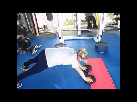 Girls Fitness Workout – Full Body Blast Day – Fitness Training für Frauen / Teil 7