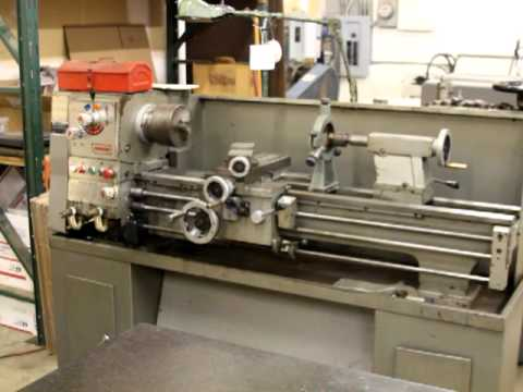 LOT 14: BIRMINGHAM CT 1440G LATHE. CLT AUCTIONS