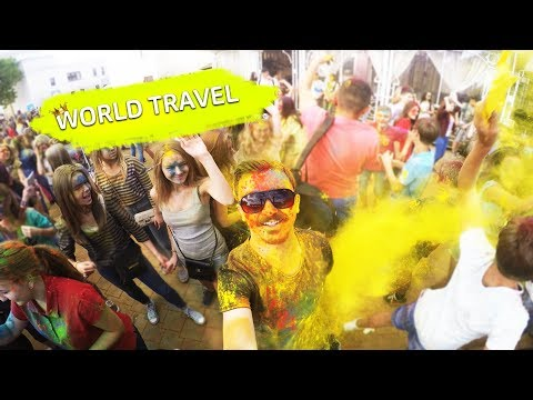 World Travel GoPro