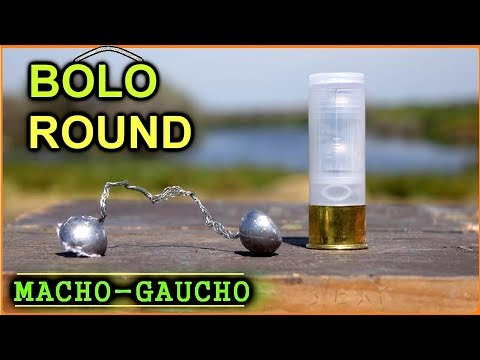 Thumbnail: Bolo Shotgun Rounds - Too EVIL to be LEGAL?
