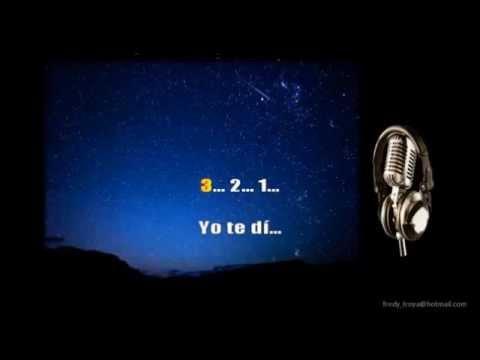 TODO PASARÁ  Nelsón Ned Karaoke  -2