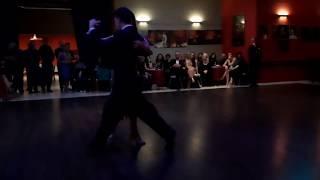 Leslie Folcarelli & Thomas Barbier - Tu, el cielo y tu by sexeto milonguero , Torino 03/2020
