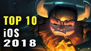 Top 10 iOS Games of 2018 So Far