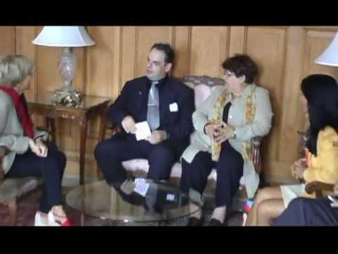 ANDREAS BOUTSIKAKIS - AT MONTREAL CITY HALL (Part 1) - SEPT. 9, 2011
