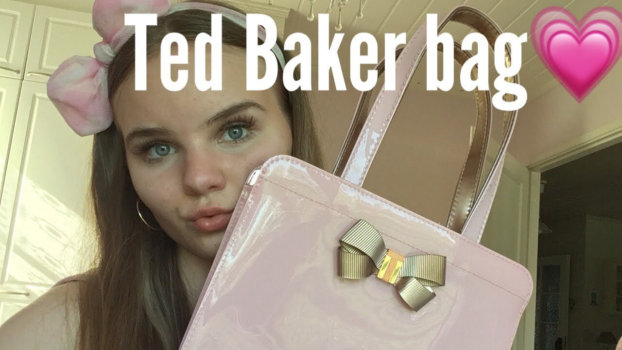 712435070 Ted Baker Bag Review - YouTube