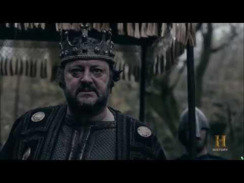 Muerte De Ragnar Lothbrok Y Discurso Vikings 15x04 Subtitulado