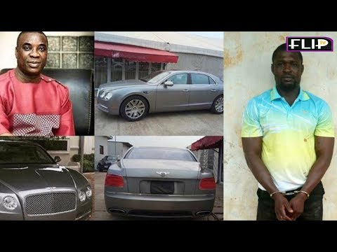 I'M NOW BORN AGAIN – ADE LAWYER + K1 DE ULTIMATE BUYS HIMSELF BRAND NEW BENTLY FLYING SPUR