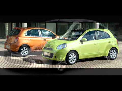 Subcompact car in Thailand 2011-2012