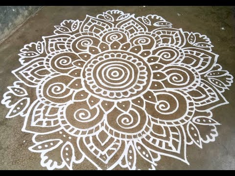 Alpana design, manabasa gurubara jhoti chita design