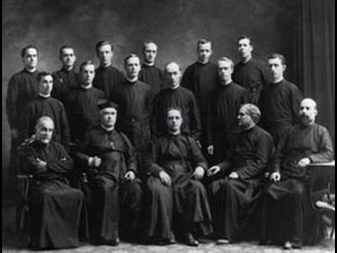 jesuit monks