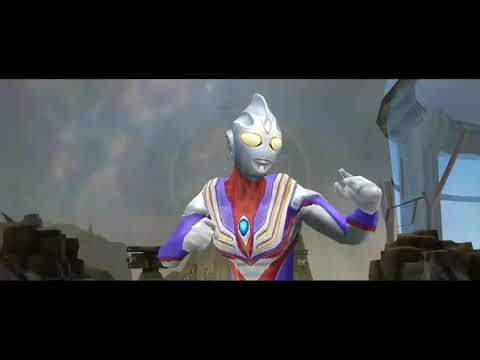 Ultraman Tiga Review Game Android 2019