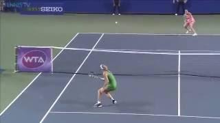 2016 Toray Pan Pacific Open Semifinal Hot Shot | Carolina Wozniacki