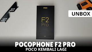 [UNBOX] Pocophone F2 Pro Phone Flagship Mampu Milik