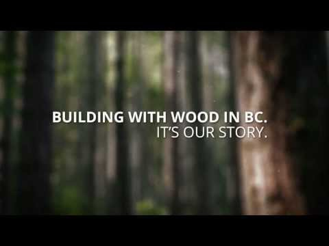 Building With Wood In BC: Media Button