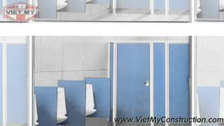 Vách Ngăn Phòng WC Thumbnail