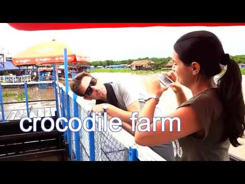 Siem reap angkor attraction | Tonle Sap Lake Tour Boat famous attraction in Siem Reap.